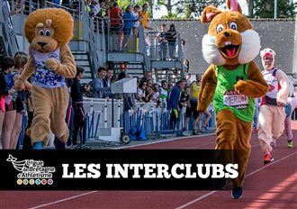 Les INTERCLUBS 2018