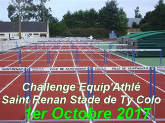 Challenge Equip'Athlé Minimes cadets