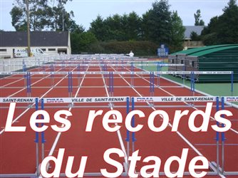 Les records du stade